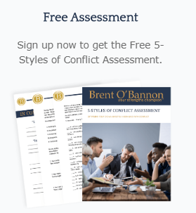 Free 5-Stles of Conflict Assessment image