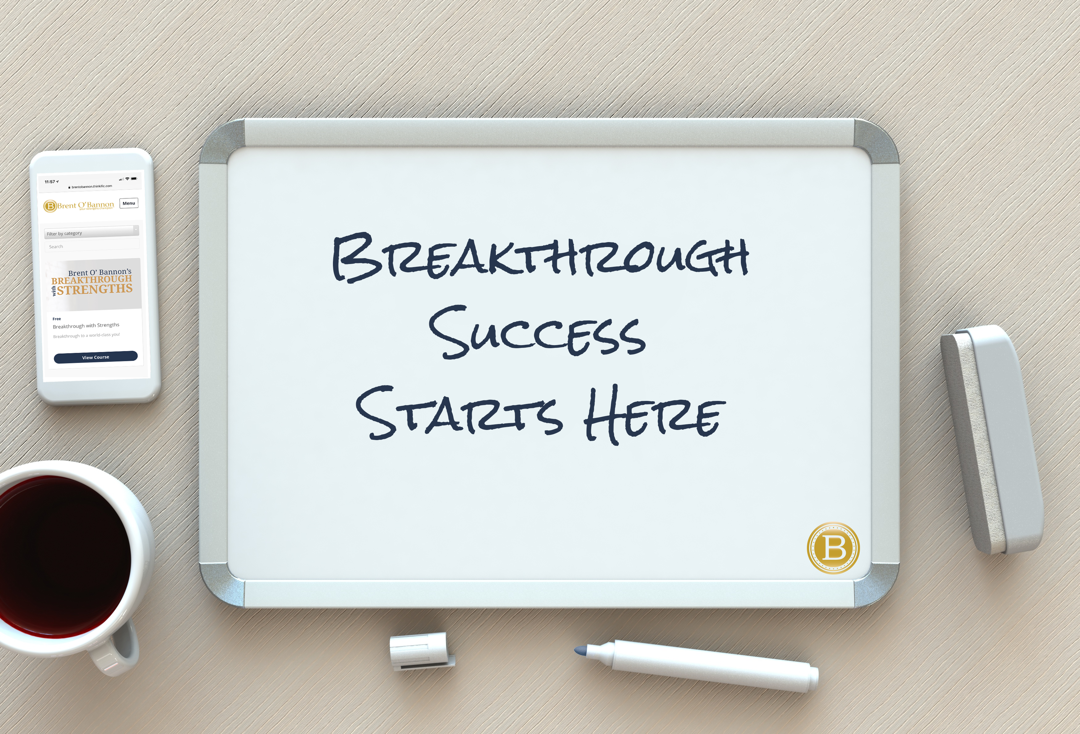Your Breakthrough Starts Here