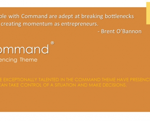 Command Influencing Theme