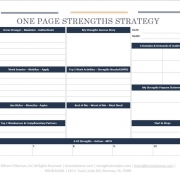 Brent O'Bannon CliftonStrengths Strategy