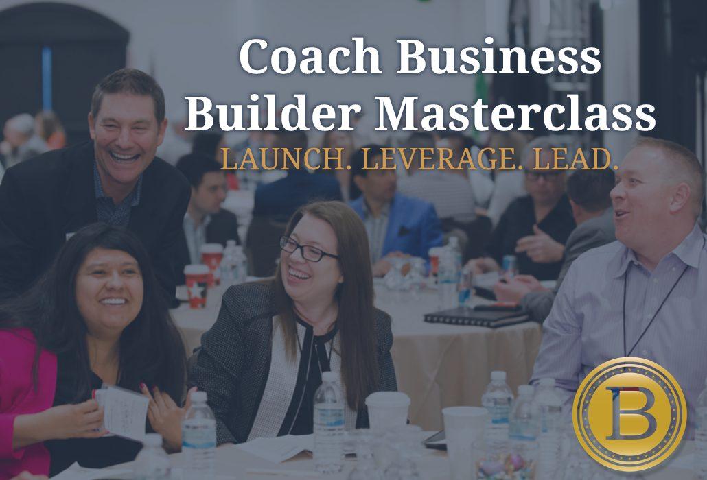 Coach Business Builder Masterclass Course Image