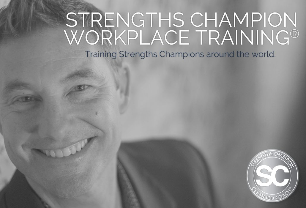 Strengths Champion Workplace Training Course Image