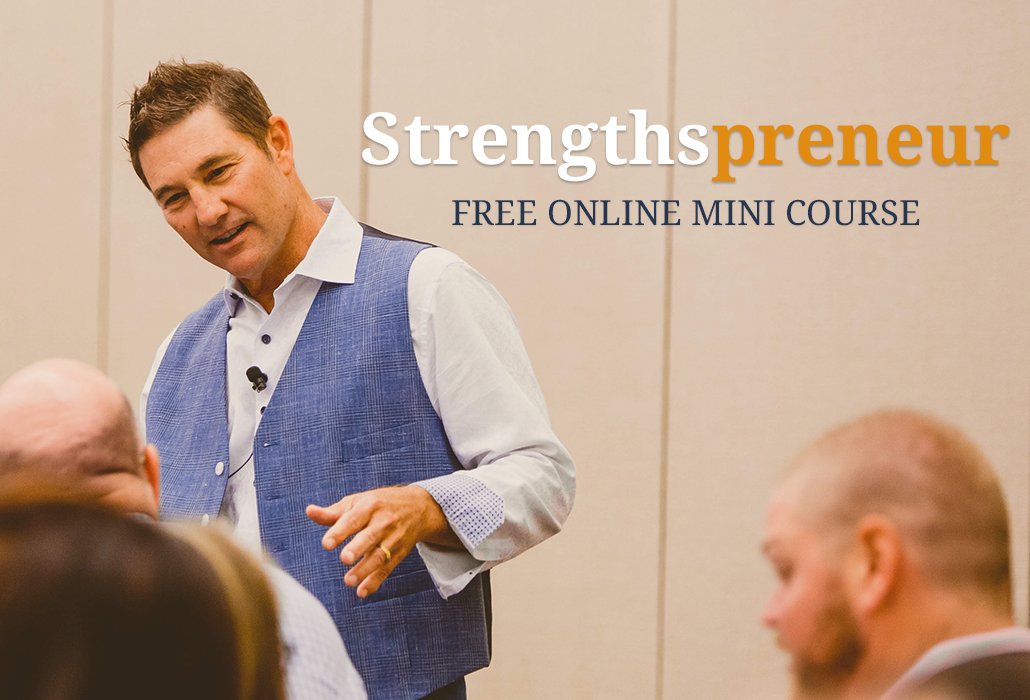 Strengthspreneur Mini Course Image