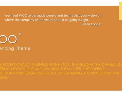 WOO Influence Theme