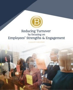 Reducing Turnover Case Study