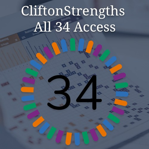 CliftonStrengths All 34 Image