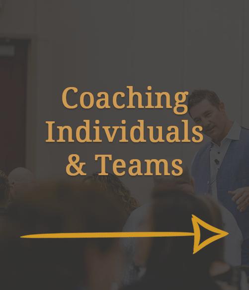 Coaching Individuals and Teams Main Image