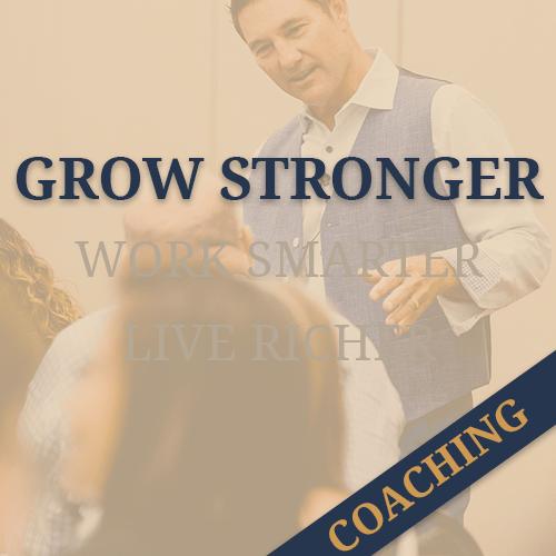 Grow Stronger Coaching Image