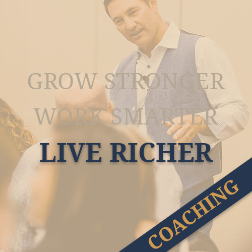 Live Richer Coaching Image