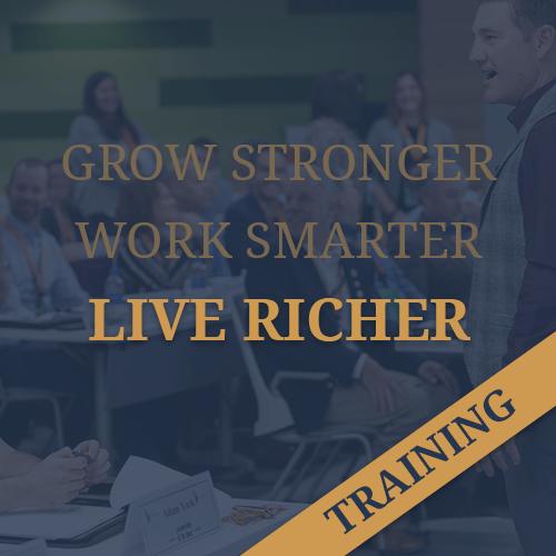 Live Richer Training Image