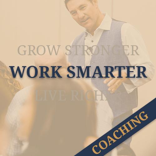 Work Smarter Coaching Image