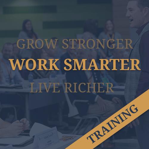 Work Smarter Training Package