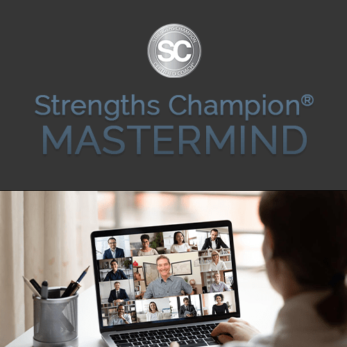 Strengths Champion Mastermind Product Image