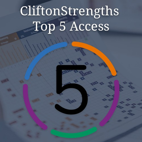 CliftonStrengths Top 5 Image